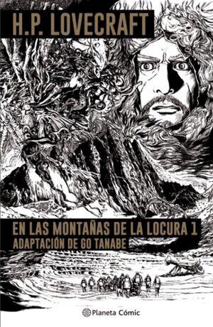 LAS  MONTAÑAS DE LA LOCURA- LOVECRAFT N. 01/02