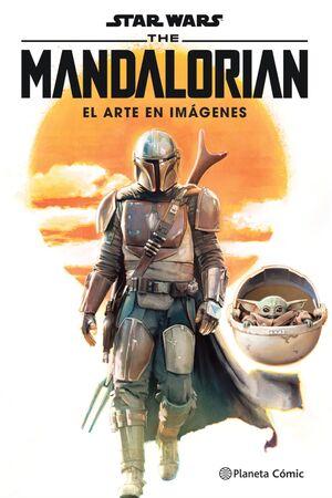 STAR WARS, THE MANDALORIAN. EL ARTE EN IMÁGENES