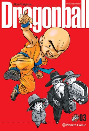 DRAGON BALL  03/34
