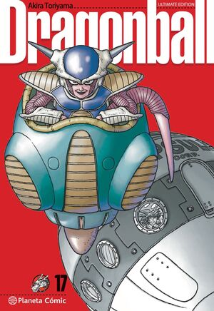 DRAGON BALL Nº 17/34