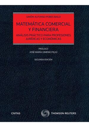MATEMÁTICA COMERCIAL Y FINANCIERA