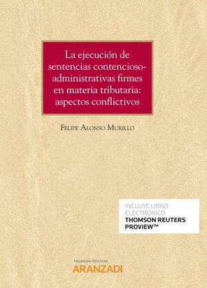 EJECUCION DE SENTENCIAS CONTENCIOSO ADMINISTRATIVAS FIRMES