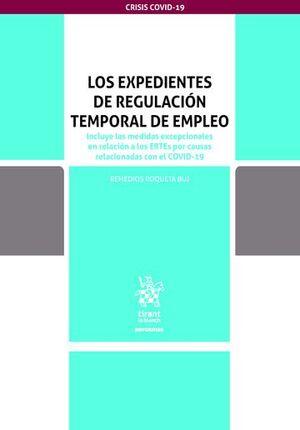 LOS EXPEDIENTES DE REGULACIÓN TEMPORAL DE EMPLEO