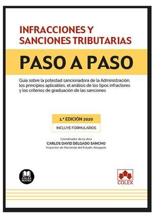 INFRACCIONES Y SANCIONES TRIBUTARIAS. PASO A PASO