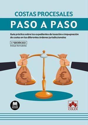 COSTAS PROCESALES. PASO A PASO