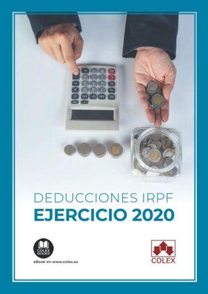 DEDUCCIONES IRPF EJERCICIO 2020 (ESTATALES Y AUTONÓMICAS)