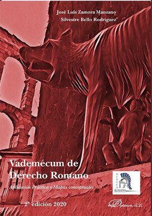 VADEMECUM DE DERECHO ROMANO