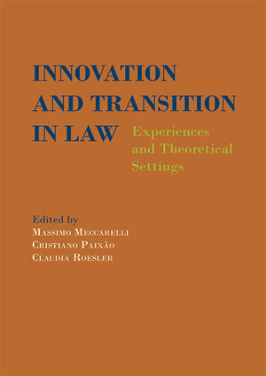 INNOVATION AND TRANSITION IN LAW