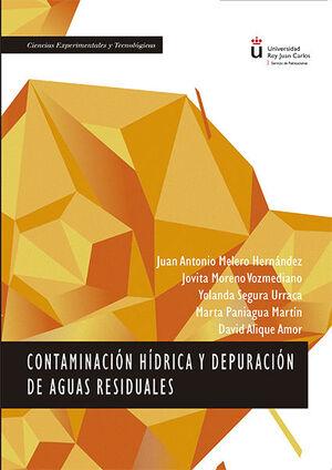 CONTAMINACIÓN HÍDRICA Y DEPURACIÓN DE AGUAS RESIDUALES