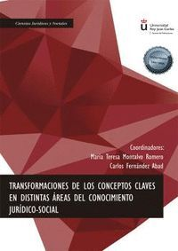 TRANSFORMACIONES DE LOS CONCEPTOS CLAVES EN DISTINTAS AREAS