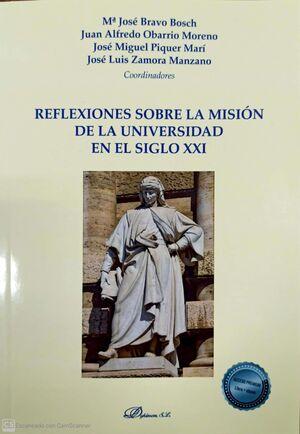 REFLEXIONES SOBRE LA MISIÓN DE LA UNIVERSIDAD EN EL SIGLO XXI