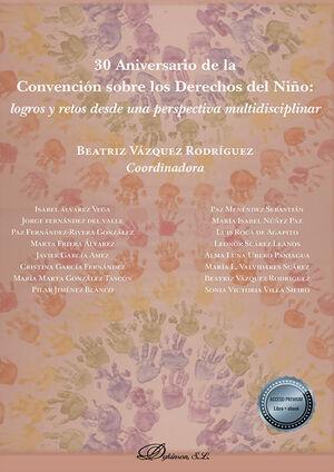 30 ANIVERSARIO DE LA CONVENCION SOBRE LOS DERECHOS DEL NIÑO