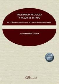 TOLERANCIA RELIGIOSA Y RAZON DE ESTADO