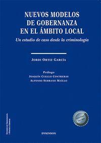 NUEVOS MODELOS DE GOBERNANZA EN EL AMBITO LOCAL