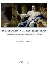 INTRODUCCION A LA RETORICA JURIDICA
