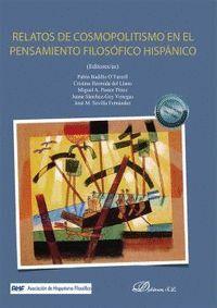 RELATOS DE COSMOPOLITISMO EN EL PENSAMIENTO FILOSOFICO HISPÁNICO