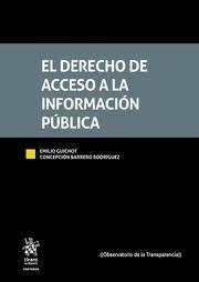 EL DERECHO DE ACCESO A LA INFORMACION PUBLICA