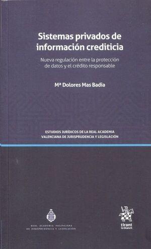SISTEMAS PRIVADOS DE INFORMACION CREDITICIA