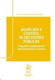 ADOPCION Y CONTROL DE DECISIONES PUBLICAS