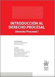 INTRODUCCION AL DERECHO PROCESAL. DERECHO PROCESAL 1