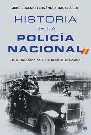 HISTORIA DE LA POLICIA NACIONAL