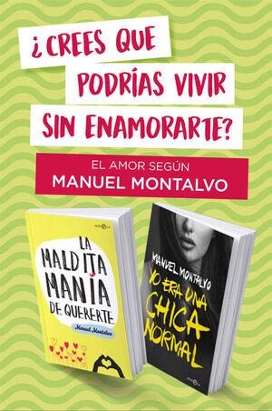 EL AMOR SEGÚN MONTALVO (2 VOL.)
