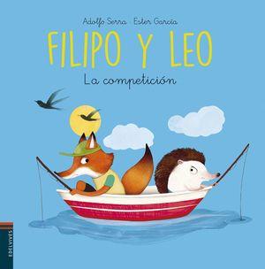 LA COMPETICIÓN - FILIPO Y LEO 5