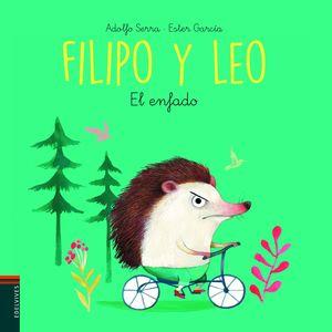 EL ENFADO - FILIPO Y LEO 3
