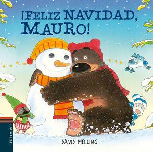 FELIZ NAVIDAD, MAURO!