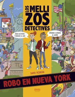 ROBO EN NUEVA YORK - LOS MELLIZOS DETECTIVES