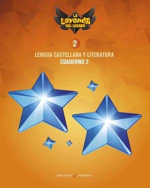 LENGUA CASTELLANA Y LITERATURA. CUADERNO 2