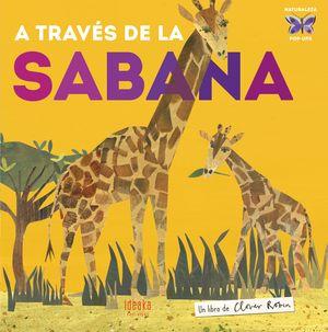 A TRAVES DE LA SABANA. NATURALEZA POP UPS