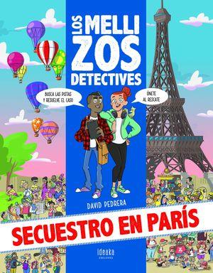 SECUESTRO EN PARIS - LOS MELLIZOS DETECTIVES