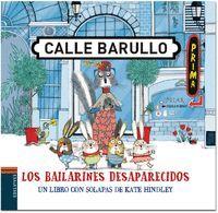 LOS BAILARINES DESAPARECIDOS