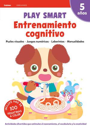 ENTRENAMIENTO COGNITIVO. PLAY SMART. 5 AÑOS