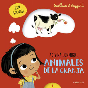 ANIMALES DE LA GRANJA. ADIVINA CONMIGO