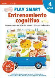 ENTRENAMIENTO COGNITIVO. PLAY SMART. 4 AÑOS