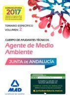 CUERPO DE AYUDANTES TÉCNICOS ESPECIALIDAD AGENTES DE MEDIO AMBIENTE