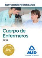 CUERPO DE  ENFERMEROS  TEST  INSTITUCIONES PENITENCIARIAS