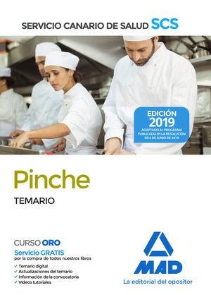 PINCHE SERVICIO CANARIO SALUD