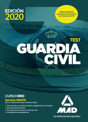 GUARDIA CIVIL TEST
