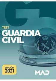 GUARDIA CIVIL 2021 TEST