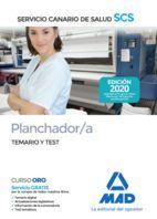 PLANCHADOR/A. TEMARIO Y TEST. SERVICIO CANARIO SALUD