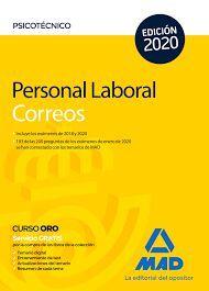 PERSONAL LABORAL CORREOS. PSICOTÉCNICO