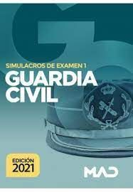 GUARDIA CIVIL 2021 SIMULACROS DE EXAMEN 1