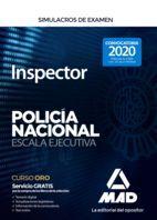INSPECTOR DE POLICÍA NACIONAL.ESCALA EJECUTIVA. SIMULACROS DE EXAMEN
