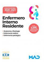 ENFERMERO INTERNO RESIDENTE (EIR). ANATOMÍA Y FISIOLOGÍA. ENFERMERÍA MÉDICA. ENFERMERÍA QUIRURGICA