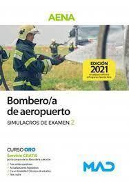 BOMBERO/A DE AEROPUERTO. SIMULACROS DE EXÁMEN 2
