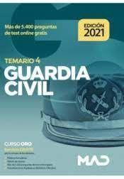GUARDIA CIVIL 2021 TEMARIO 4