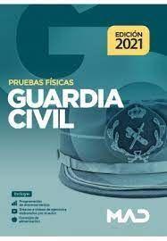 GUARDIA CIVIL 2021 PRUEBAS FÍSICAS